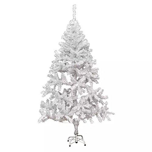 vidaXL 180 cm Weihnachtsbaum Künstlicher Tannenbaum Christbaum Deko 620 Zweige