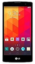 LG Magna Smartphone (12,7 cm (5,0 Zoll) HD IPS-Display, 1,2 GHz-Quad-Core-Prozessor, 8 Megapixel-Kamera, 8 GB interner Speicher, Android 5.0) titan