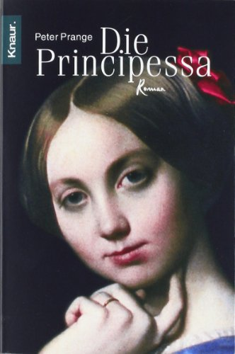 Buchseite und Rezensionen zu 'Die Principessa' von Peter Prange