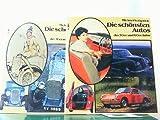 2 Bände- 1. Die schönsten Autos der 30er und 40er Jahre. / 2. Die schönsten Autos der 50er und 60er Jahre.