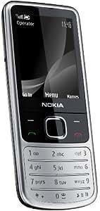 Nokia 6700 classic matt steel (UMTS, GPRS, Bluetooth, Kamera mit 5 MP, Musik-Player) UMTS Handy