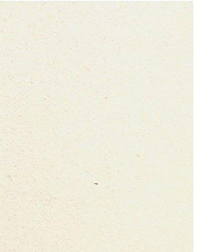 roc-lon Nr. 58158/152,4cm Mardi Gras Plus 100Prozent Polyester aus gebürstetem Wildleder Finish Stoff, 9,1, NEU Creme (Mardi-gras-creme)