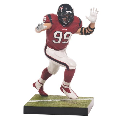 McFarlane NFL Series 33 JJ WATT - Houston Texans Figur - Watt Miniatur
