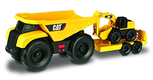 Cat-toy State (Happy People 35985 - Toy State, Cat, Bagger Mini Trailer Teams)