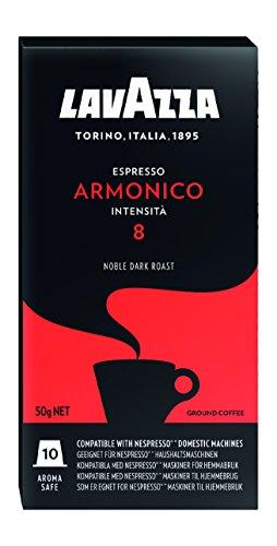 Lavazza armonico Espresso, Caff? Capsule, compatibile con macchine NESPRESSO CAPSULE, 50?Capsule