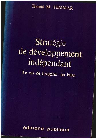Stratégie de développement indépendant