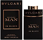 Bvlgari Perfume - Bvlgari Man In Black by Bvlgari - Perfume for Men - Eau de Parfum, 100 ml