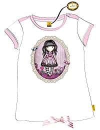 Camiseta Gorjuss Manga Corta Sugar and Spice
