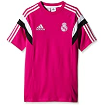 adidas T-Shirt Real Madrid Kinder Trainingsshirt - Camiseta, color multicolor, talla de: 152