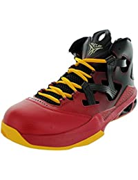 reputable site 404dd 4521d NIKE Air Jordan Melo M9 Mens Basketball Shoes 551879-028 Black 7.5 M US,  Schwarz Metallic Gld STR Gym Red Unvrs, 40.5 D(M) EU 6.5…