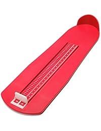 Pédimètre pour Bébé Enfant et Adulte, Grascosy Mesureur de Pieds français Outil de Jauge Enfant ( 0 - 31cm )