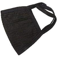 protection mask -black 2pcs