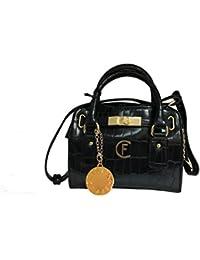 ede909e47c236 Cristinaeffe Borsa Donna - Mod. Borsa Panama - Colore Nero