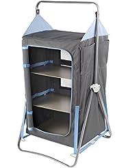 Mesa Cocina Camping | Amazon Es Armarios Mobiliario De Camping Deportes Y Aire Libre