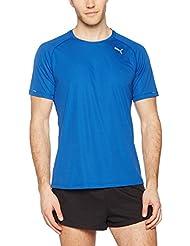 Puma Core Run T-Shirt Manches Courtes Homme