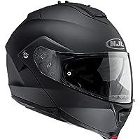 HJC IS-MAX 2II Flip Front Up Sun Visor Motorbike Motorcycle Helmet Matt Black