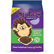 Spikes Delicious Complete Dry Hedgehog Food, 2.5 kg