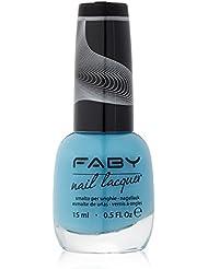 FABY Nagellack Mrs Liberty, 15 ml