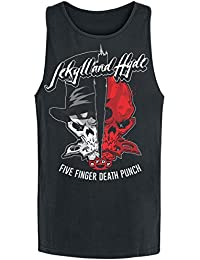 Five Finger Death Punch Jekyll And Hyde Débardeur noir