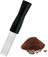 MIBRU Coffee Needle Pen size Design with Tamper 58mm, 53mm, 51mm Distributor Leveler Tool Conglomerate Type Pr