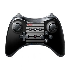 DecalGirl Nintendo Wii U Pro Controller Skin Aufkleber Design Sticker – Retro
