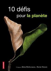 """Afficher """"10 défis pour la planète"""""""