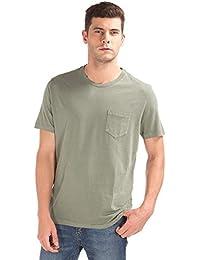 GAP Men's Crew Neck Pocket T-Shirt