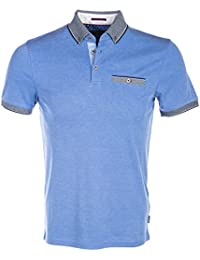 Ted Baker Men's Blue Shapiro Polo Shirt