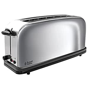 Russell hobbs 21390 56 grille pain longue fente collection chester cuisine maison - Russell hobbs grille pain ...