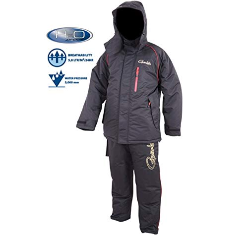 GAMAKATSU POWER THERMAL SUITS Schwarz XXXL