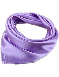 2ea2db5b3ded Amazon.fr   Violet - Foulards   Echarpes et foulards   Vêtements