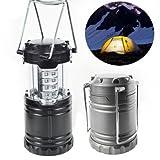 Portable 30 LED Stretchable Lantern Camp...