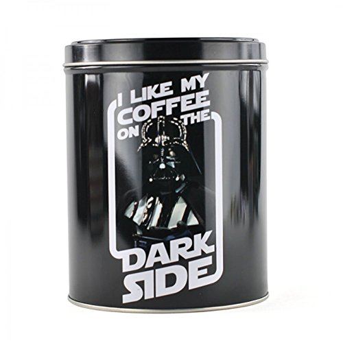 Darth Vader - I like my coffee on the dark side Coffee Canister