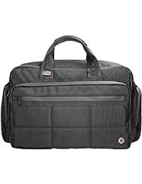 ed7ec42371 Borsa Mano e Tracolla Uomo Donna Napapijri Work Briefcase 2 Compartment  Black N8D03