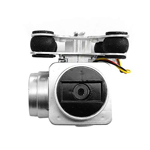 ZAK168 Mini videocamera WiFi Professionale HD Live Video Trasmettitore in Tempo Reale per Drone RC, FPV Micro Action Camera con ammortizzatori, Come da Immagine, with Shock absorbers