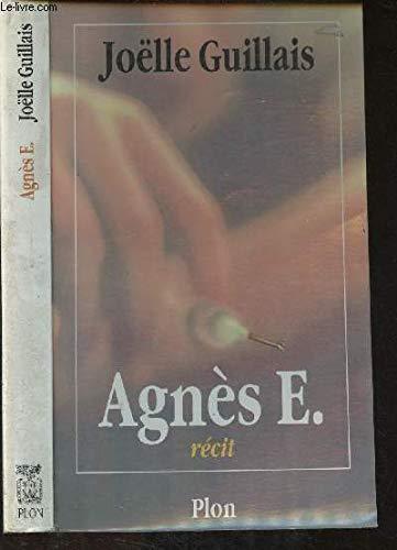Agnès E. par Joëlle Guillais