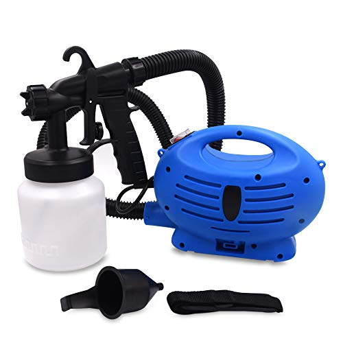 Electric Paint Sprayer (Automotive Airless Sprayer Paint Pistol, Electric Paint Spray Gun Luftkompressor Professional Airbrush For Paint)
