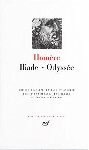 Iliade - Odyssée par Homère