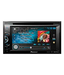 Pioneer - AVH X1690DVD - LCD Touchscreen DVD Player
