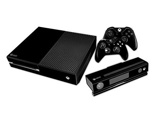 xbox-one-kit-de-skins-fundas-adhesivas-para-consola-2-mandos-camara-kinect-20-textura-black-asphalt