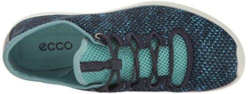 Ecco Damen Sense Sneakers Blau (50561NAVY/AQUATIC/MARINE)