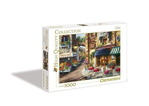 Clementoni Puzzle 33530 - Buon appetito - 3000 pezzi High Quality Collection