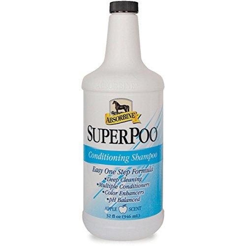 Pferdeshampoo Super Poo Conditioning von Absorbine
