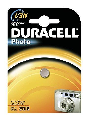 Duracell DL1/3N 5X Lithium Batterie DL1/3N/2L76/CR11108 3n Lithium-batterie