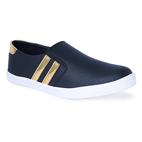 Shoe Mate New Latest Fashionable Stylish Casual Loafer Rexin Shoes For Men And Boys