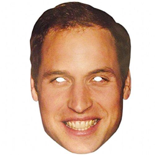 Erwachsene–Prince William (Ideen Für Halloween Masken)
