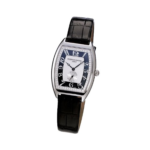 Frederique Constant FC-235APB3T26 – Watch For Women, Leather Strap Black