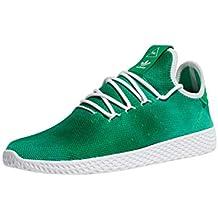 a5fbe5898ca4f adidas Originals Herren Schuhe/Sneaker PW hu Holi Tennis H Grün 42 ...