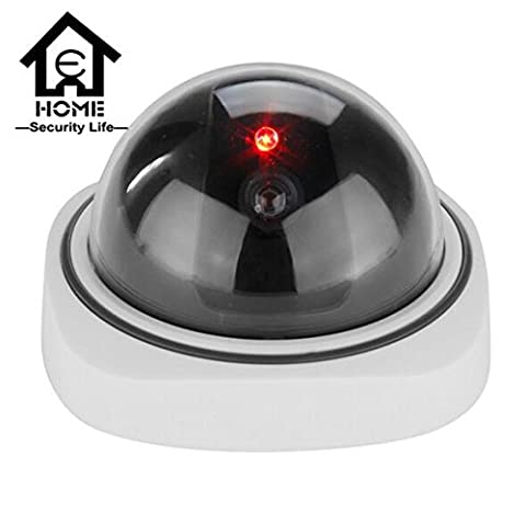 BW Indoor/Outdoor Dummy Camera , Dummy Dome CCTV Camera Fake