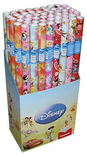 t Disney Geschenkpapier Kinder Geschenkpapier Cars, Star Wars, Mickey Mouse, Dory, usw. ()
